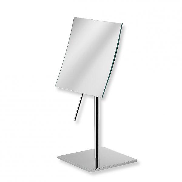 Lineabeta Mevedo Square Polished Chrome Vanity Makeup Mirrors 5593