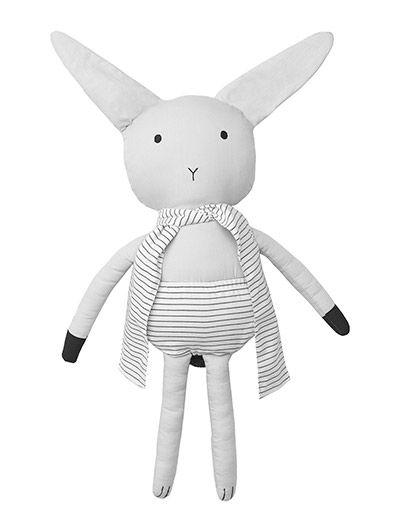 Liewood Sofus Doll (Dumbo Grey) nu online te koop voor slechts 45 € bij Boozt.com - De nieuwe collecties zijn binnen! Veilig online winkelen bij Boozt.com.