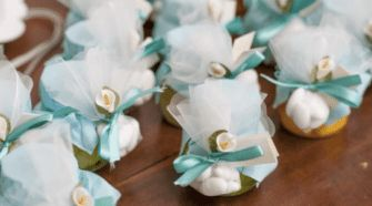 Bridal Shower Favor Ideas While a tradition in some communities, favors are unknown in others. Here are some bridal shower favor ideas, but note that favors are optional – Place Card Frames, Almond Jewels Favor Kit, Small plants (wrap fabric around the pot), Decorative Favor Soaps, Personalized Box of Mints, Disposable Wedding Cameras, Themed Cookie Cutters, Manicure Set. For example, you could give ...