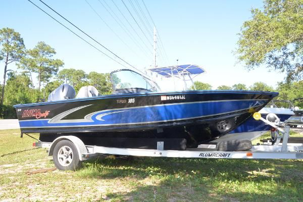 Used 2015 Alumacraft Tournament Pro 185 Sport, Orange Beach, Al - 36561 - BoatTrader.com