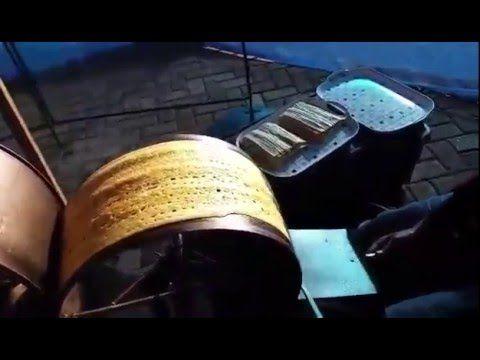 Квадратные блины и блинная машина
