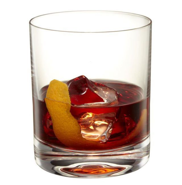 <p><strong>Ingredients:</strong></p><p>1 part Oxley Gin</p><p>1 part Tawny Port </p><p>2 dashes Orange Bitters or Angostura Bitters</p><p><strong>Directions: </strong></p><p> Stir and strain over ice in a rocks glass. Freshly grate cinnamon on top and garnish with an orange peel.</p>