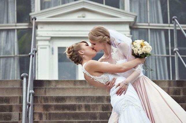 #cosplay #wedding #lesbian
