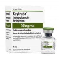 Keytruda 50mg Pembrolizumab Injection