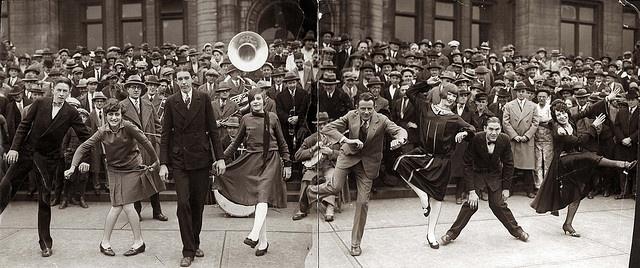 charleston, 1920s