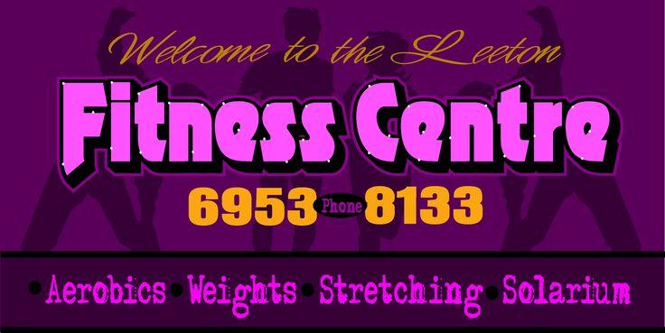 Fitness Centre Design Proof 1