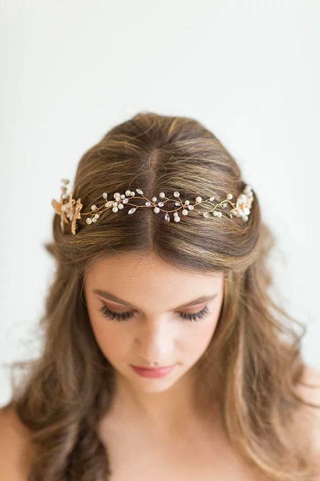 27 Stylish 27 Hair Garantiert, um die Bräute zu einer Märchenprinzessin zu machen   – wedding