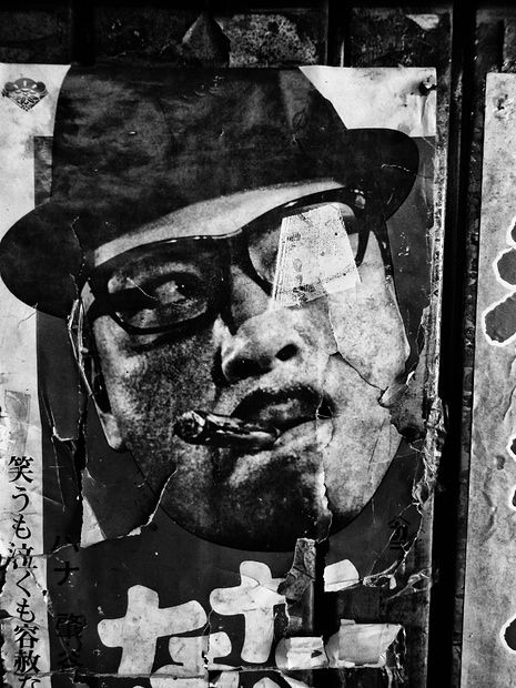 Daido Moriyama has spent his life obsessively photographing the dirty stairwells, neon signs and salarymen of Tokyo in gritty black and white. Now, at 77, he's exploding into glorious colour. Why?