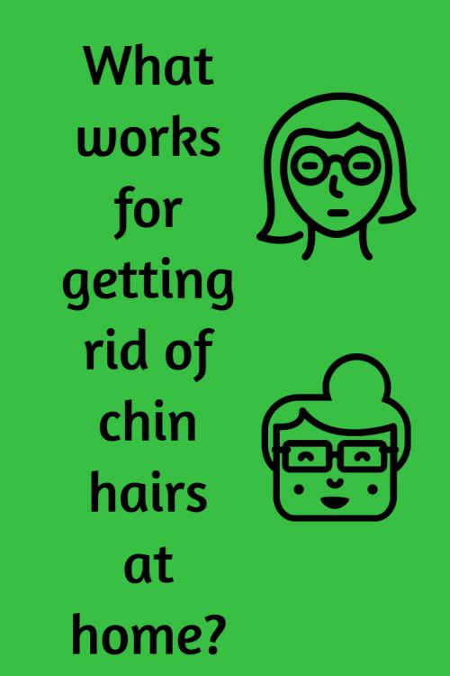 How to Remove Facial Hair on Women at Home