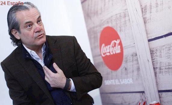El vicepresidente Coca-Cola se enzarza en Twitter con Pablo Iglesias por la planta de Fuenlabrada