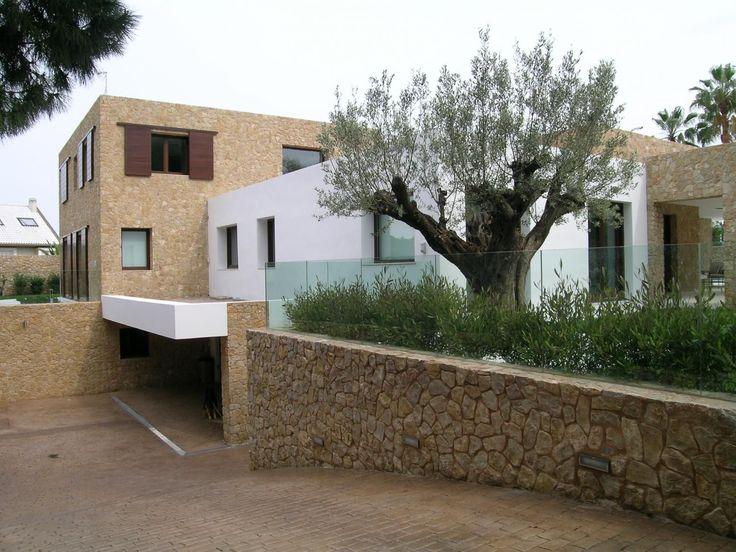 Vivienda En Rocafort - roig fortuny - estudi d'arquitectura