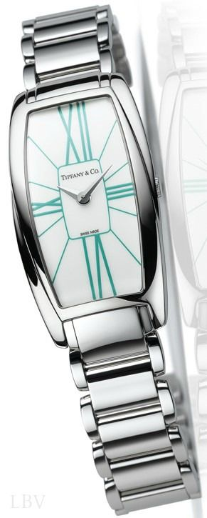 Tiffany watch - Love the design