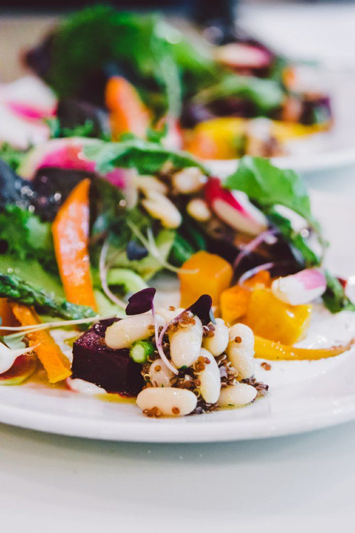 The 25 best ideas about salade compos e originale on pinterest recette salade originale - Salade d ete composee ...