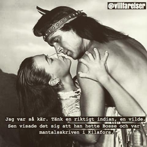 #kär #indian #vilde #man #kvinna #lura #kilafors #kyss #kyssas #villfarelser #text #ironi #ironiskt #skoj #kul #foto #fotografi #svenskhumor