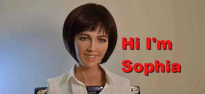 """Sophia il robot che terrorizza l'inventore di Tesla Sophia il robot in grado di simulare il comportamento umano, anche rispondendo a tono durante il corso di una intervista, ha dimostrato di avere anche il """"sense of humor"""". Infatti ad una domanda dell #robot #bot #intelligenzaartificiale #elo"""