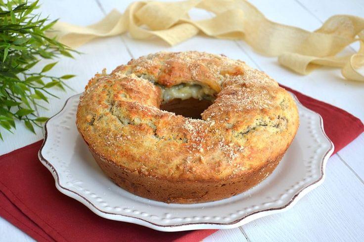 Ciambella gorgonzola e noci, scopri la ricetta: http://www.misya.info/ricetta/ciambella-gorgonzola-e-noci.htm