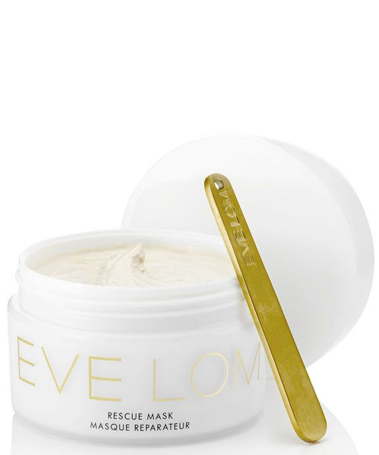 """""""This mask really does what it says on the tin. If your skin is stressed, breaking out or in need of a little TLC, Eve Lom Rescue Mask will calm, decongest and give you an instant boost. I've used this product every week without fail since the first time I tried it."""" — Sarah Coonan, Beauty Buyer #libertybeauty #libertybestsellers"""
