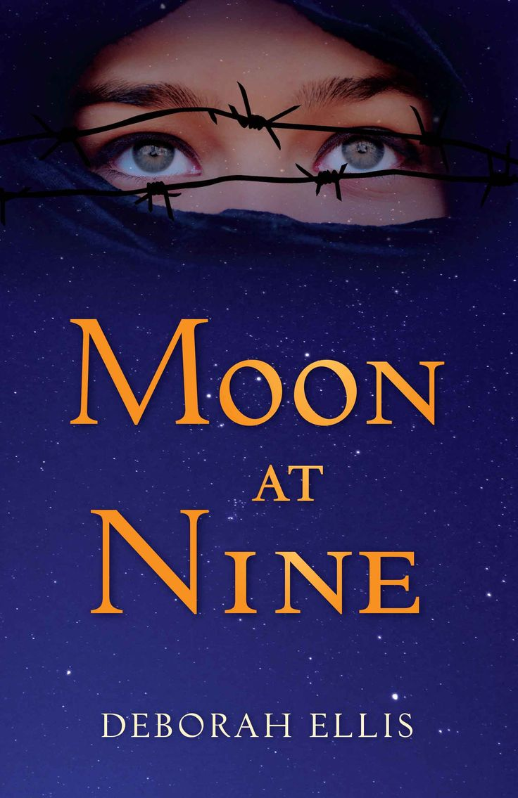 """Moon at Nine is a riveting tale of young girls being true to themselves and their love, set against a political and cultural backdrop few readers will have first-hand knowledge of.""—Quill & Quire starred review. A true story."