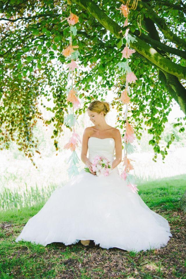 Buiten trouwen op een landelijke locatie | ThePerfectWedding.nl
