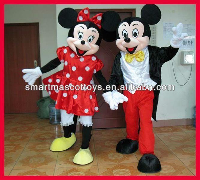 Mikki mouse костюм