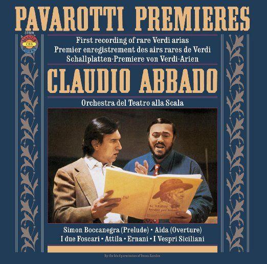 Verdi: Rarita' Da Opere (Con C.Abbado) EURO 10,90