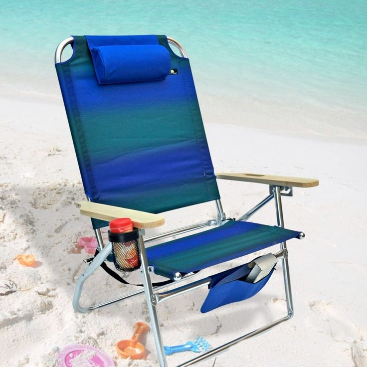 Heavy Duty Beach Lounge Chair