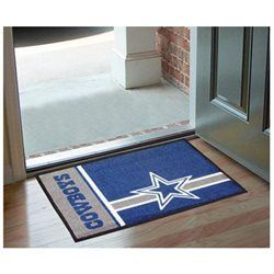 NFL Dallas Cowboys 20 x 30 - Uniform Inspired - Starter Mat fe668e83c