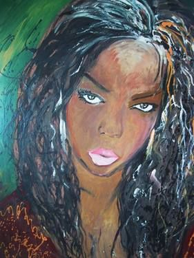 "Saatchi Art Artist Roberto Corso; Painting, ""MIRAGE"" #art"