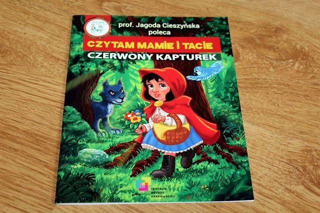 Kusiątka: Czerwony Kapturek - Czytam Mamie i Tacie - bajki i legendy