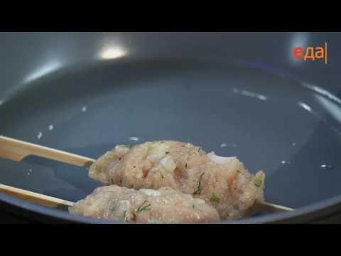 Куриный кебаб с зелёной фасолью и томатным соусом – рецепт пошаговый с фотографиями в домашних условиях