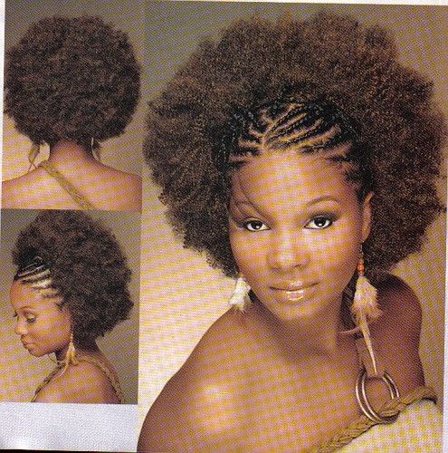 Afro Crochet Hair Styles : Style, Natural and My hair on Pinterest