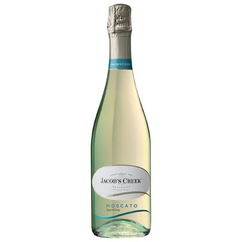 Sparkling Moscato White– Jacob's Creek 750 ml | Shop Australia