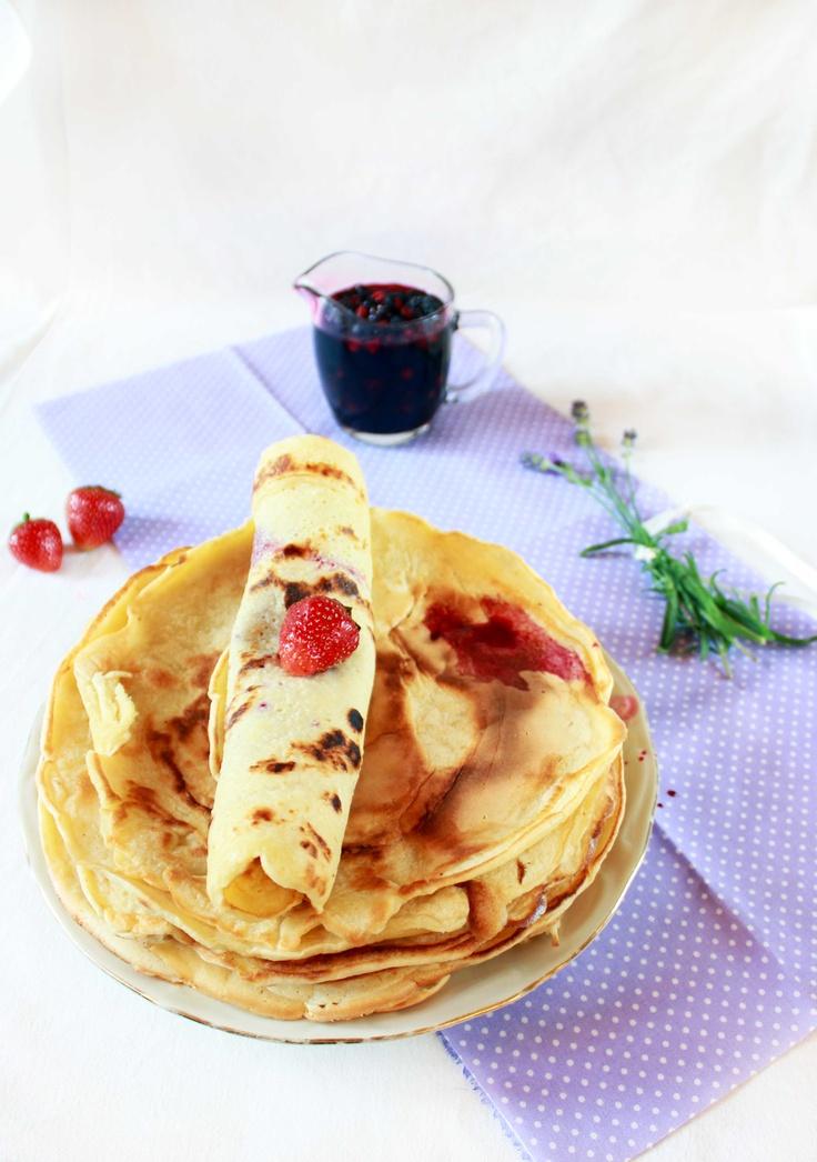 Bulgarian Pancakes