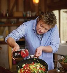 Jamie Oliver Tomato Sauce Recipe - Make Ahead Recipes - Parenting.com-   Love this sauce- so yummy and so packed with veggies!