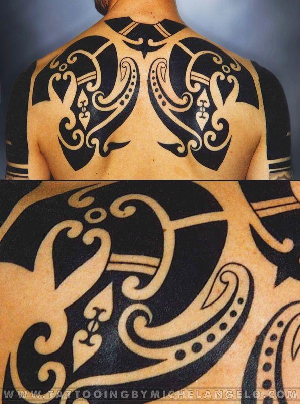 17 Migliori Idee Su Tatuaggi Borneo Pinterest  Maori