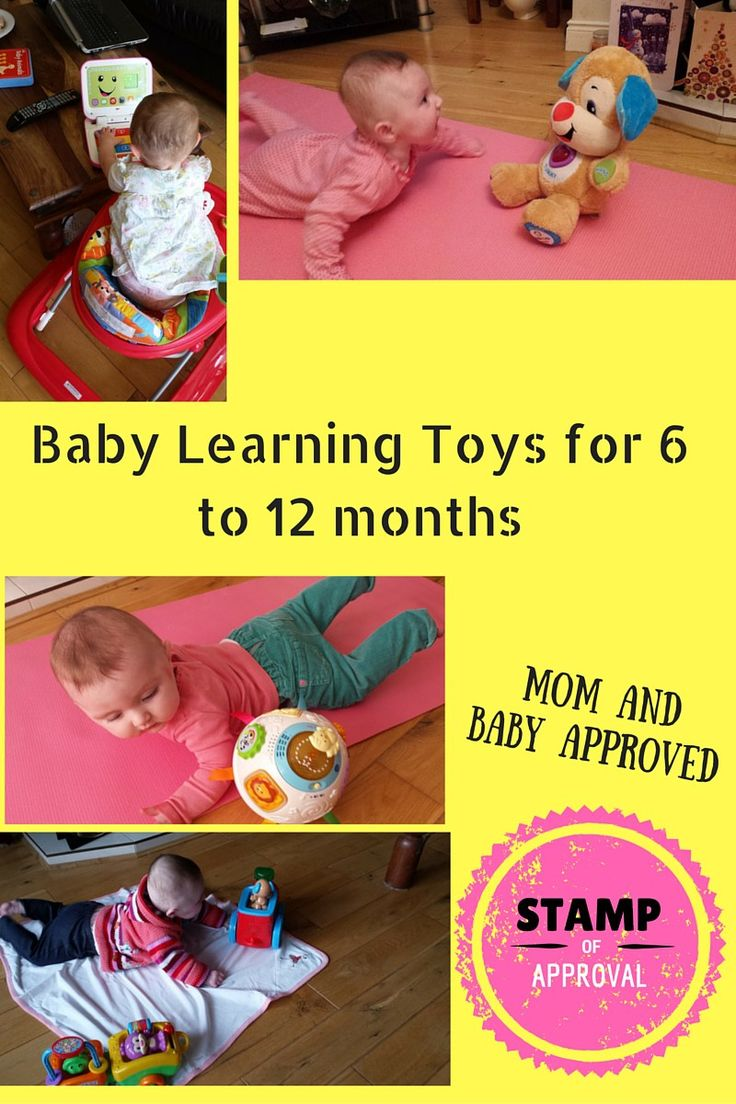 Toys For 6 Months : Best images about gifts for toddler girls on