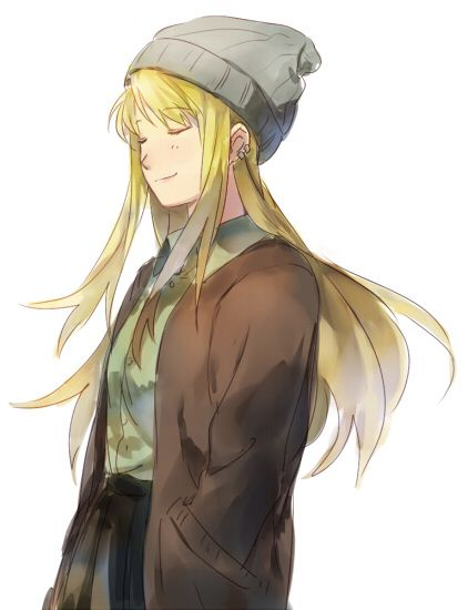 blonde den winry and - photo #8
