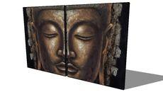 Spa - Buddha/ Zen - Fur - 3D Warehouse