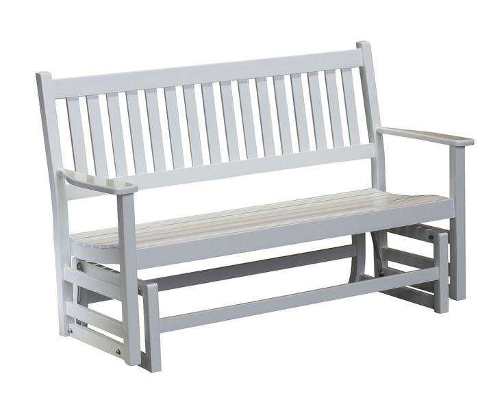 Plantation Porch Glider Bench