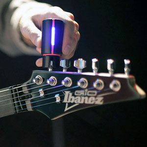 The Roadie Automatic Guitar Tuner will fine tune your instrument in a matter of seconds.