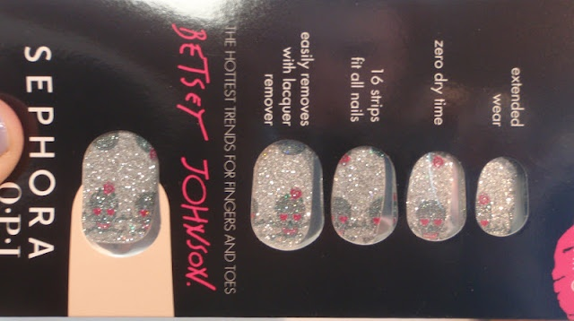 Sephora / OPI / Betsey Johnson skullsNails Art, Nails Polish, Johnson Skull, Opi Betsey, Betsey Johnson, Post Swatches, Johnson Trends