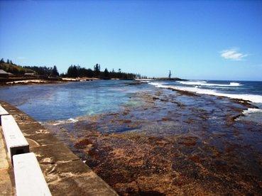 #Norfolk Island, #snorkling , #lagoon