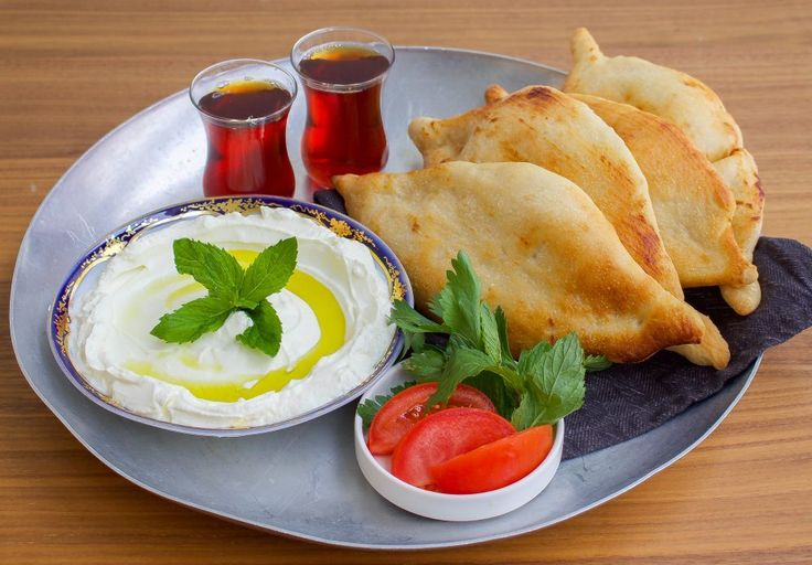 Samoun- Irakiskt bröd