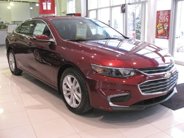 2016 Chevy Malibu LT . . .$26,990 @ Tom Clark Chevrolet, Rt 48, McKeesport, PA . . .412-751-2900 . . .http://www.tomclarkchevy.com