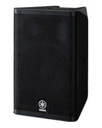 "Brand New Yamaha DXR10 10"" 1100 Watt Peak / 700 Watts RMS 2-Way, Bi-amp Powered Speaker with Intelligent Dynamic Control for Consistent Clarity by Yamaha. $599.99. Brand New Yamaha DXR10 10"" 1100 Watt Peak / 700 Watts RMS 2-Way, Bi-amp Powered Speaker with Intelligent Dynamic Control for Consistent Clarity Features      Speaker type: 10"" 2-way, Bi-amp powered speaker, Bass-reflex type     Frequency Range(-10dB): 56Hz - 20kHz     Nominal coverage         H: 90°         V: 60°  ..."