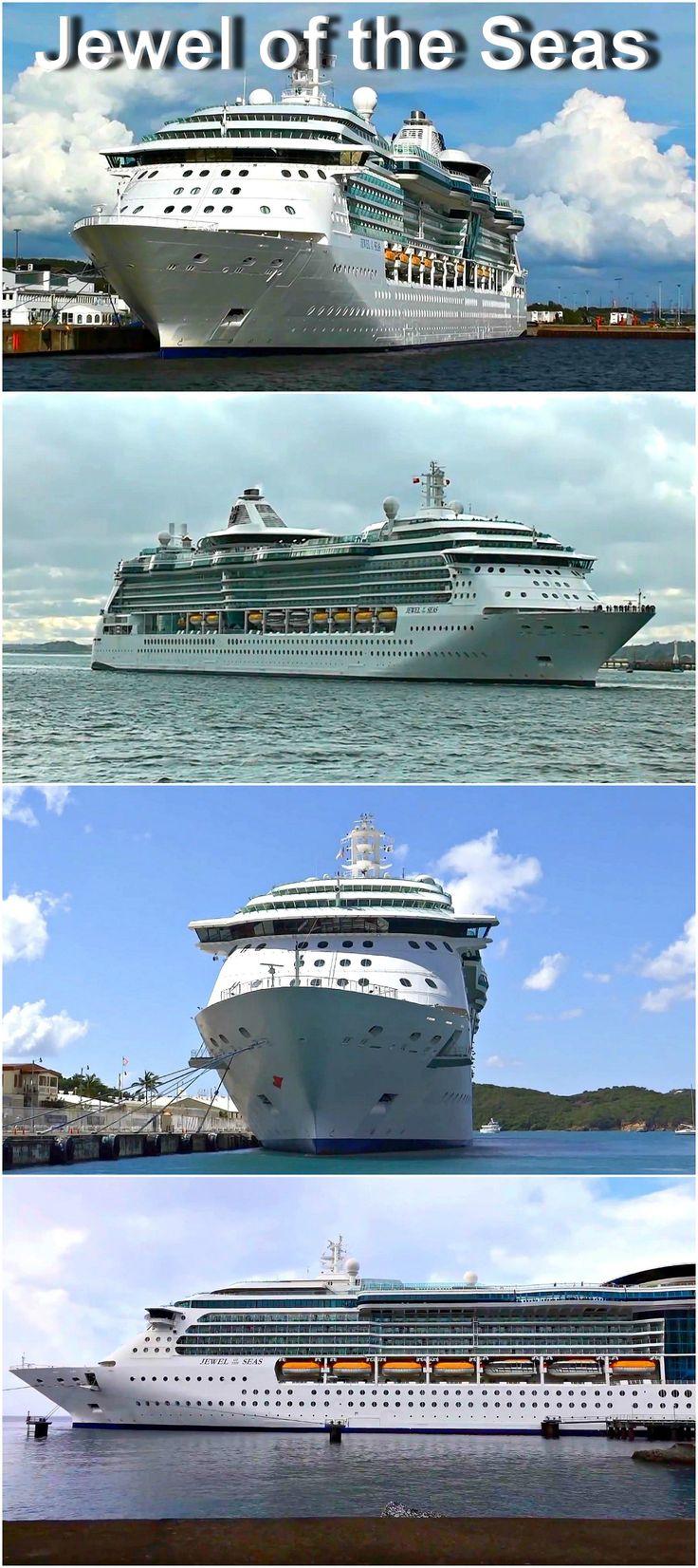 Royal Caribbean International: Jewel of the Seas Cruise ...