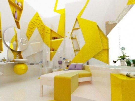 Girl Bedroom Ideas Yellow best 25+ yellow wall mirrors ideas on pinterest   yellow framed