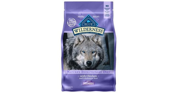 Blue wilderness natures evolutionary diet grain free
