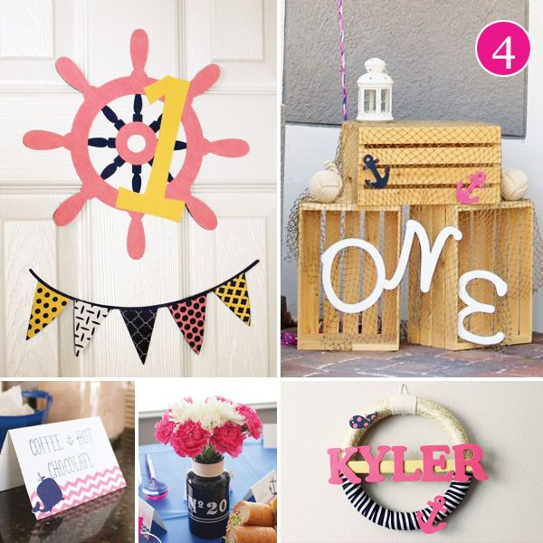 Nautical Event Decor: 17 Best Images About 1st Birthday Themes Boy On Pinterest