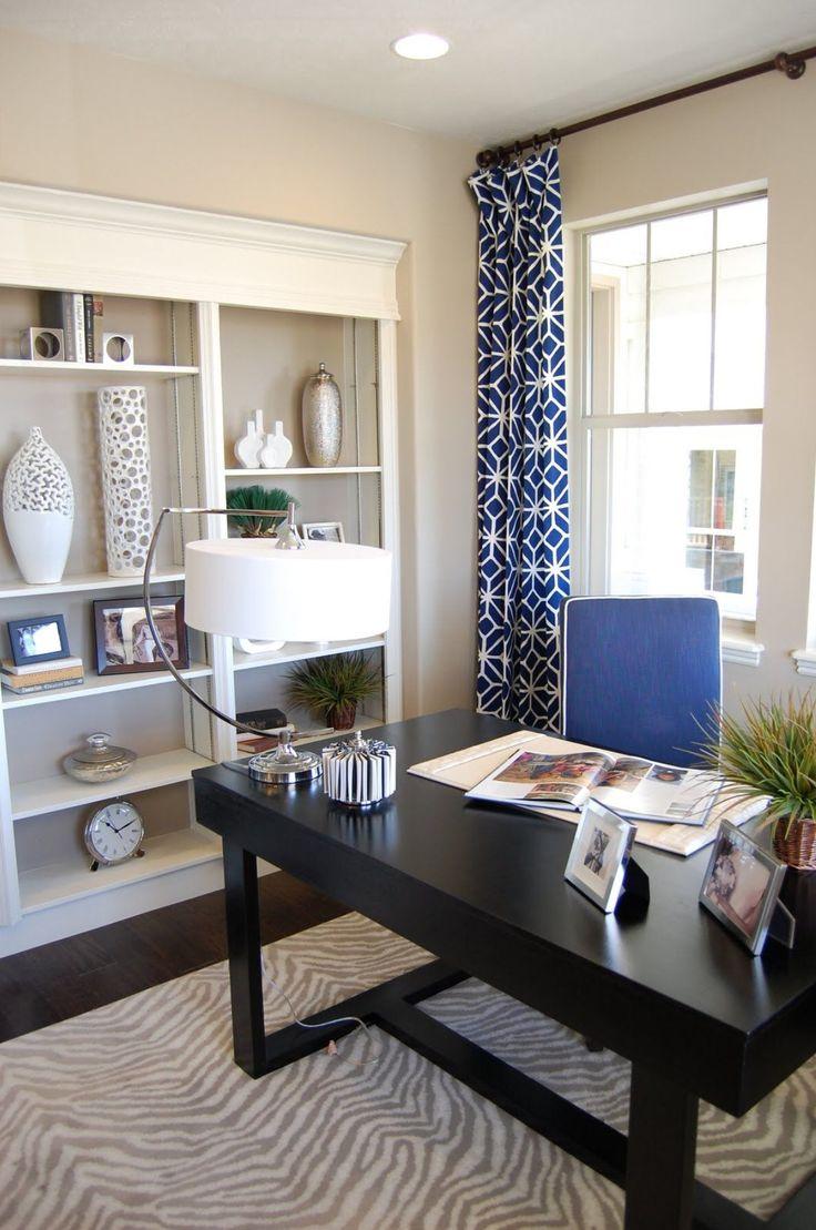 Bedroom Office Design: 25+ Best Ideas About Small Desk Bedroom On Pinterest